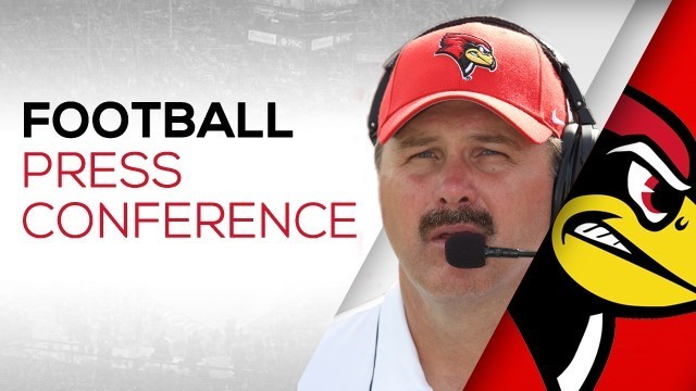 Football Weekly Press Conference - 9/27/16
